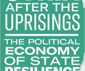 "Book: ""Syria after the Uprisings The Political Economy of State Resilience"" Joseph Daher 2019"