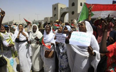 Sudan – women at the heart of mobilizations