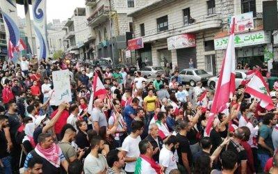 لبنان: ربيع الثورة؛ ضد الطائفية ونظام المصارف ,مقابلة مع جوزيف ضاهر