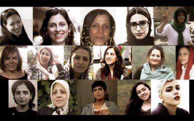 ۱۲ زندانی سیاسی زن زندان اوین خواهان تحریم انتخابات شدند