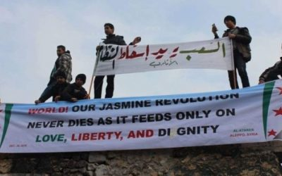 Revolution and Counter-Revolution in Syria