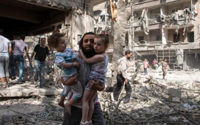 Calling for an End to the Interventions in Syria is Not Nearly Enough