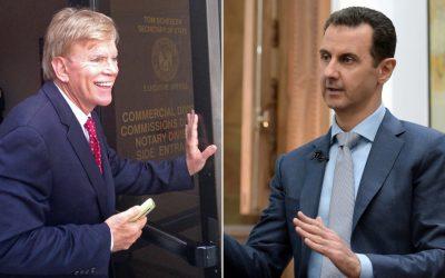 چرا فاشیستهای ایتالیایی شیفته سوریه بشار اسد هستند؟