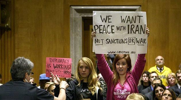 نامه سرگشاده  به گروه صلح طلب و فمینیست  آمریکایی CODE PINK در مورد برنامه سفر این گروه  به ایران