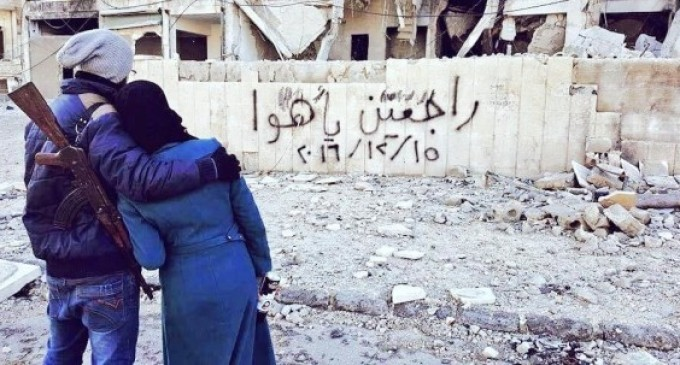 لیلا الشامی درباره ی سقوط حلب و پیامدهای آن