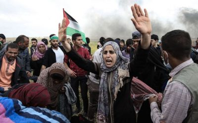 Oppose the Continuous and Deadly Repression of Palestinians in Gaza
