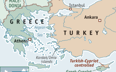 The Greek – Turkey Imperialist Conflict in East Mediterranean