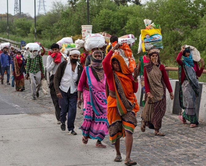 The Covid Lockdown in India: a Predictable Catastrophe for Informal Labour