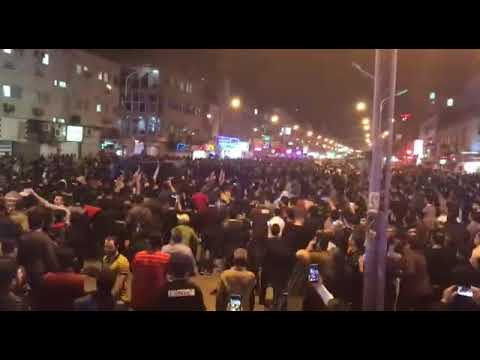 Solidarity with the popular protests in Iran! Statement from Alliance of Middle Eastern Socialists