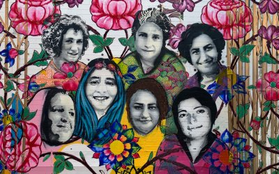 Video of San Francisco Event in Solidarity with Iranian Women Political Prisoners