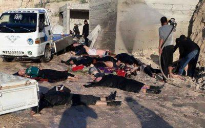 داعش و ارتش سوریه:  منطق مشابه در آدم کشی