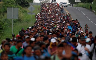 Statement From Alliance of Middle Eastern Socialists In Solidarity With The Latin American Migrant Caravan Headed for the U.S.