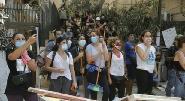 Catastrophe in Lebanon, A CRIMINAL TRAGEDY ROOTED IN SECTARIANISM AND NEOLIBERALISM