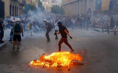 Webinar on Lebanon: Revolution, Crisis, Explosion
