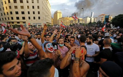 Lebanon's 'October Revolution' must go on!