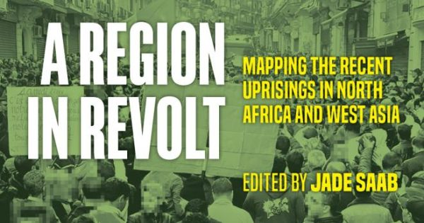 "Reviews of ""A Region in Revolt"", book about 2019 N. Africa & West Asia Uprisings"