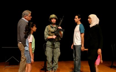 Los Angeles Screening & Discussion of Play About the Israeli Occupation