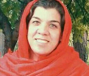 Defend Iranian Woman Labor Leader Parvin Mohammadi