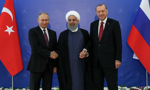 پیامدهای هولناک اجلاس تهران  و توافق سوچی  بین روسیه، ترکیه،  سوریه و ایران