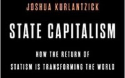 What is New About State Capitalism in the 21st Century?