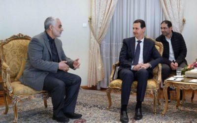 نقش اقتصادی و اجتماعی جمهوری اسلامی در سوریه