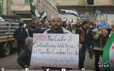 Popular Protests Follow Partial Ceasefire in Syria