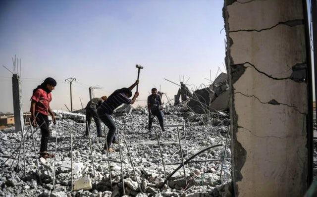 برندگان احتمالی در مسابقه بازسازی سوریه : گفتگوی سوریه دیپلی با جوزف ضاهر