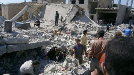 """Militias and Crony Capitalism  in Syria """"Reconstruction"""""""