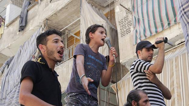 Syria: The Social Origins of the Uprising