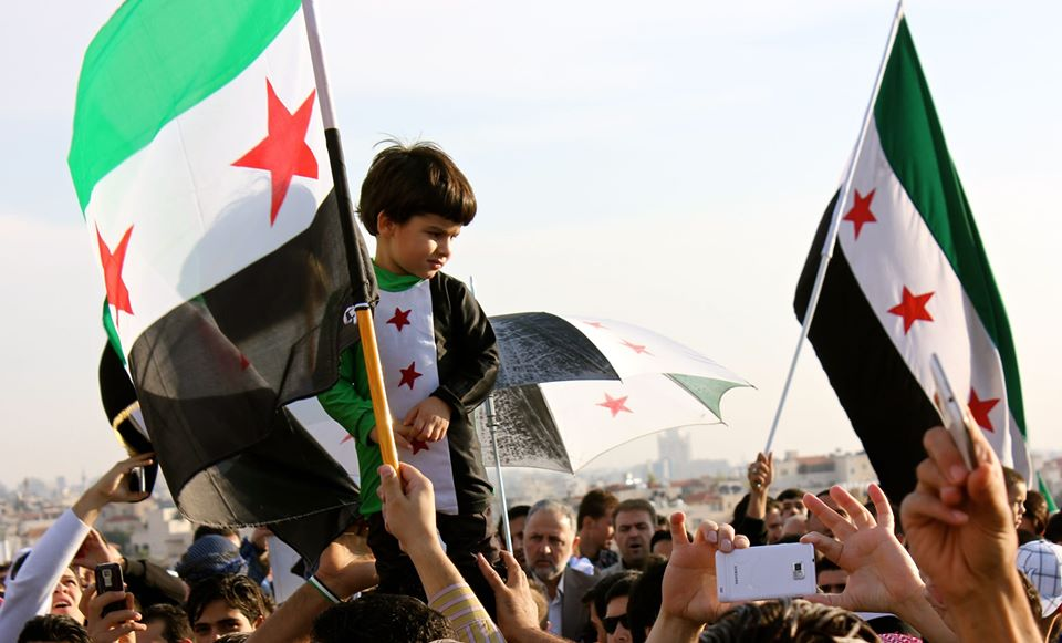 The Syrian Revolution: A History from Below (12 Webinars,June 20-August 5, 2020)