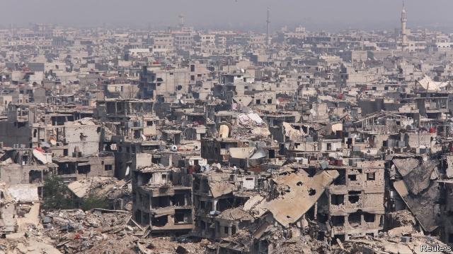 Yarmouk: a late obituary for the capital of the Palestinian diaspora