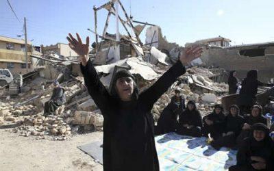 بیانیه ۴ زندانی سیاسی رجاییشهر درباره زلزله کرمانشاه