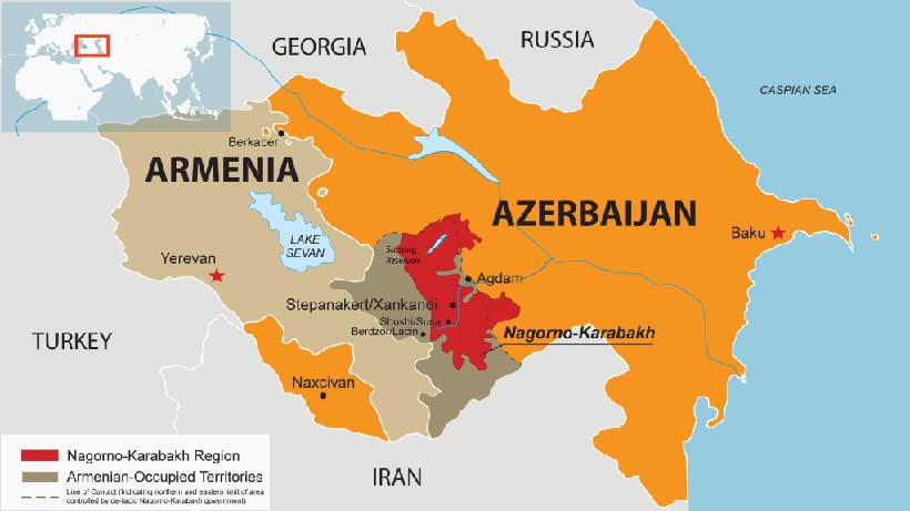 What's Really Driving the Azerbaijan-Armenia Conflict