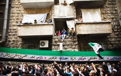 Syria's Unfinished Revolution:  Review of Joseph Daher's Syria After the Uprising