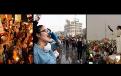Livestream Event:  Youth Power: Socialist Activists from Sudan, Iraq,  Iran,  China,  U.S. in Dialogue, Nov. 17
